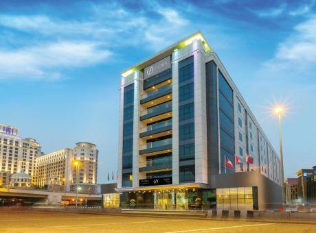 Flora Al Barsha Hotel