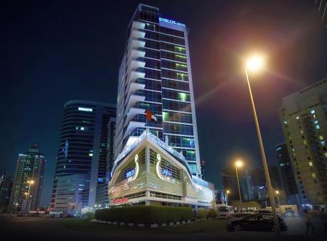 Byblos Hotel Dubai - Tecom