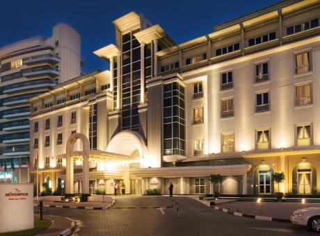 Movenpick Hotel & Apts Bur Dubai