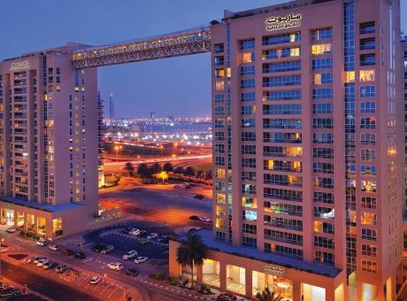 Marriott Executive Apartments Dubai Creeck