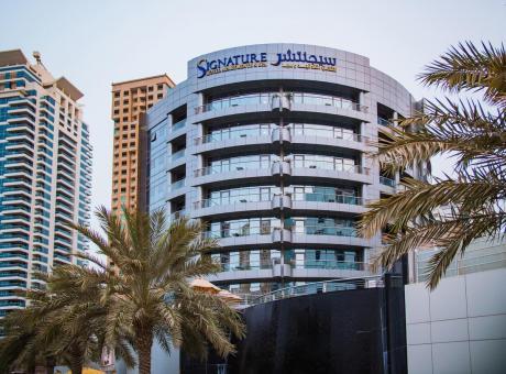 Signature Hotel  Apt & Spa Marina