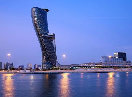 Andaz Capital Gate Abu Dhabi