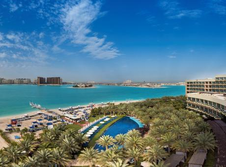 Rixos The Palm Dubai Hotel & Suites.