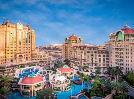 Roda Al Murooj Hotel & Suites