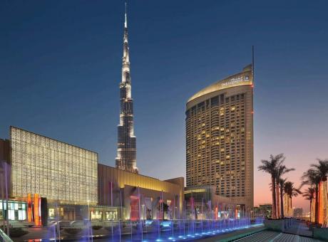 The Address Dubai Mall Hotel & Residence