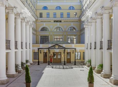 The State Hermitage Museum Hotel