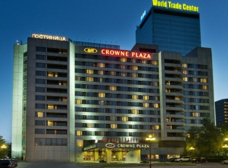 Crowne Plaza Moscow Wtc